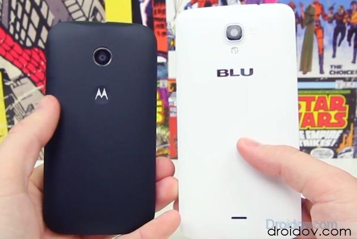 Moto-E-vs-BLU-Studio-C-Mini