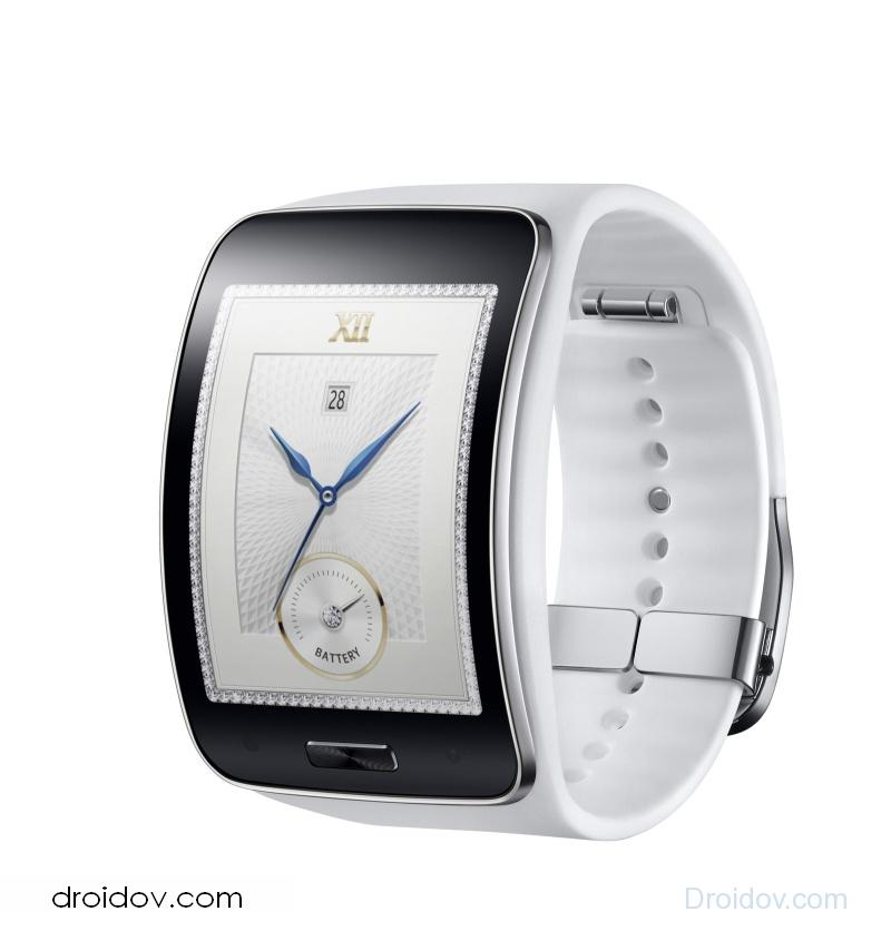Samsung_Gear S_Pure_White_2
