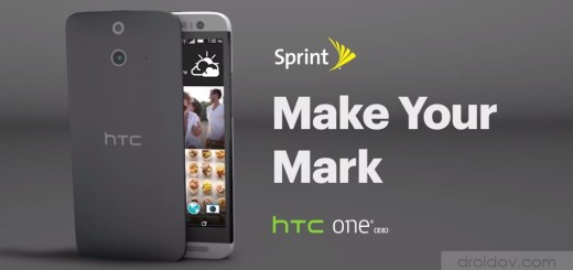 htc one e8 sprint