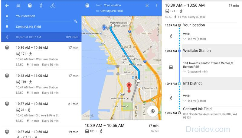 google-maps-navigation-pub-trans-screens