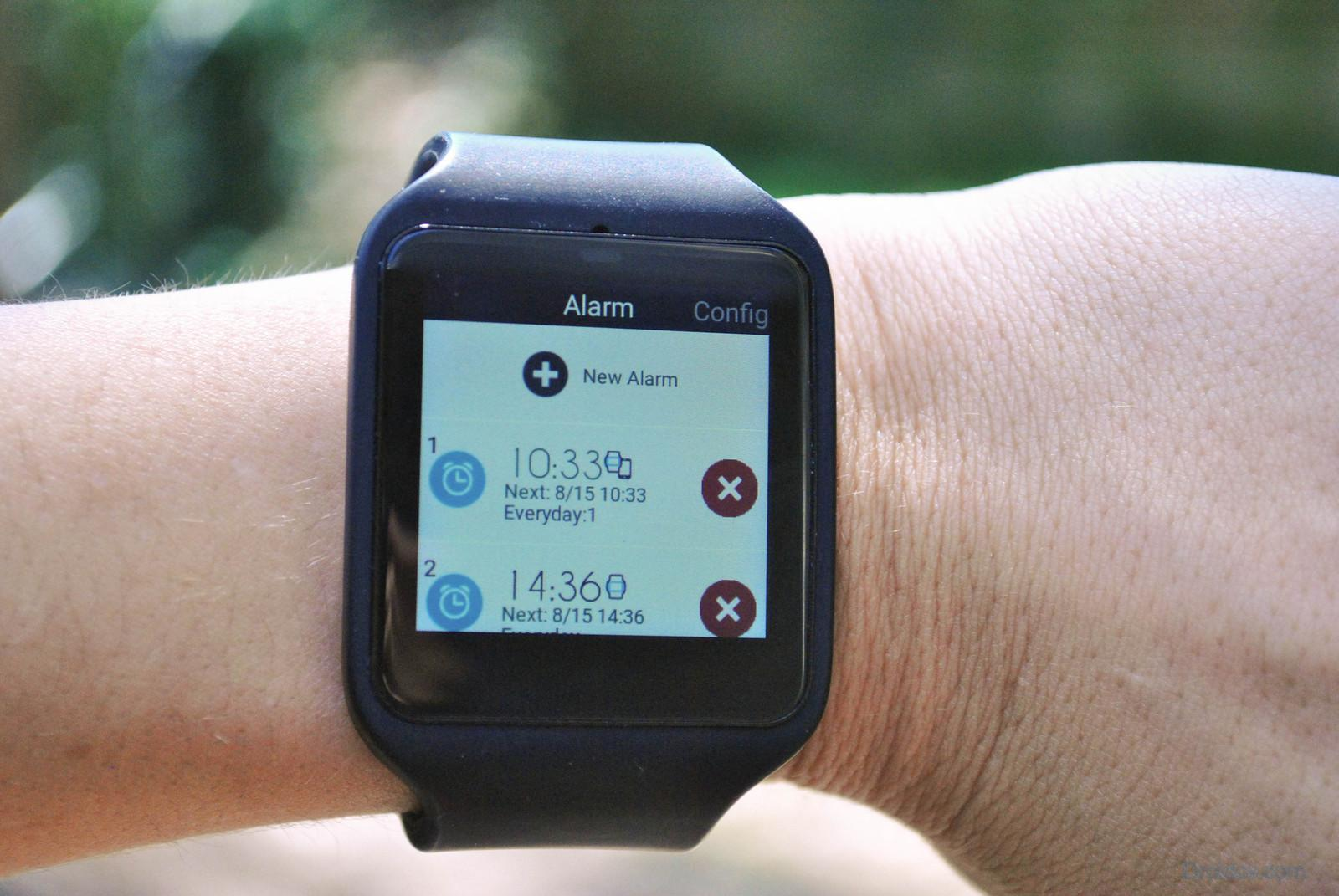 alarm-for-android-wear