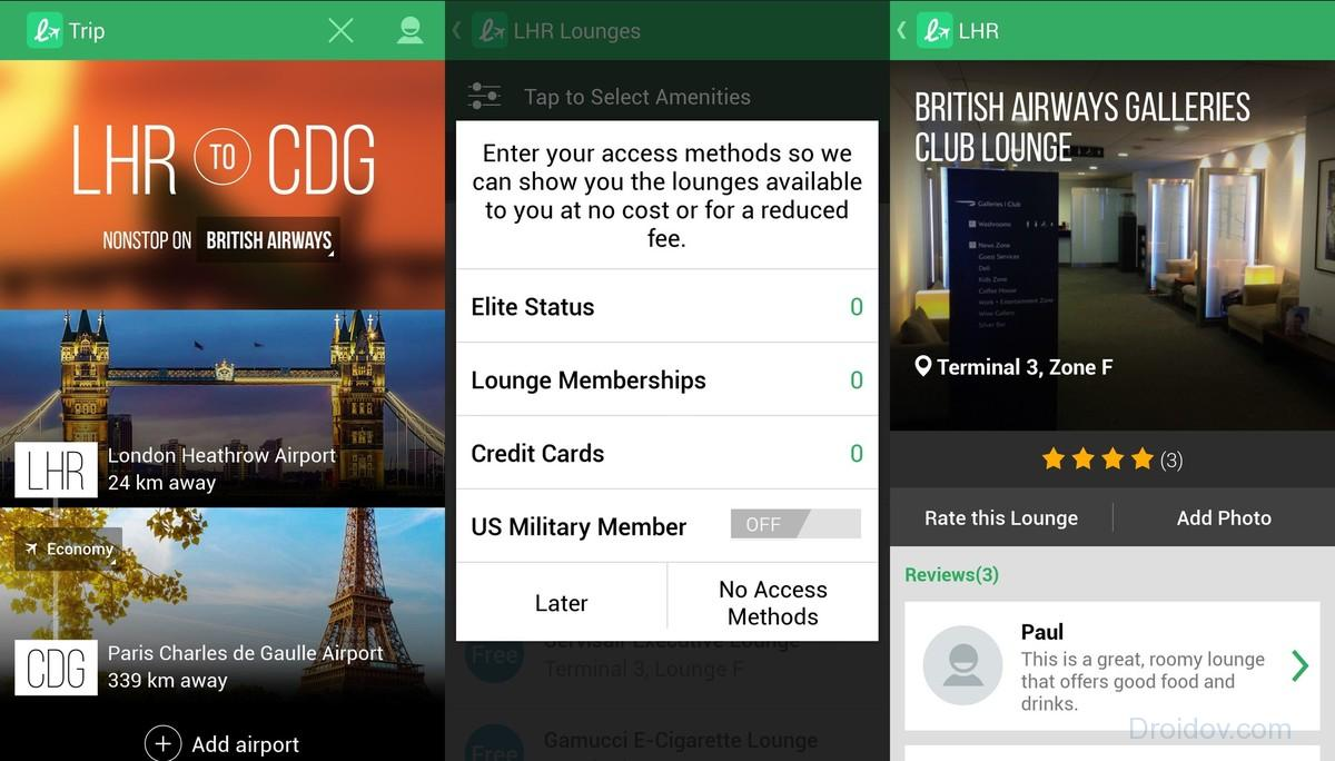 loungebuddy_android_Screens