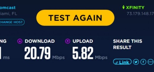 beta speedtest