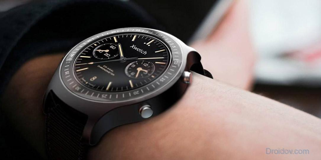 XWatch-Android-Smartwatch