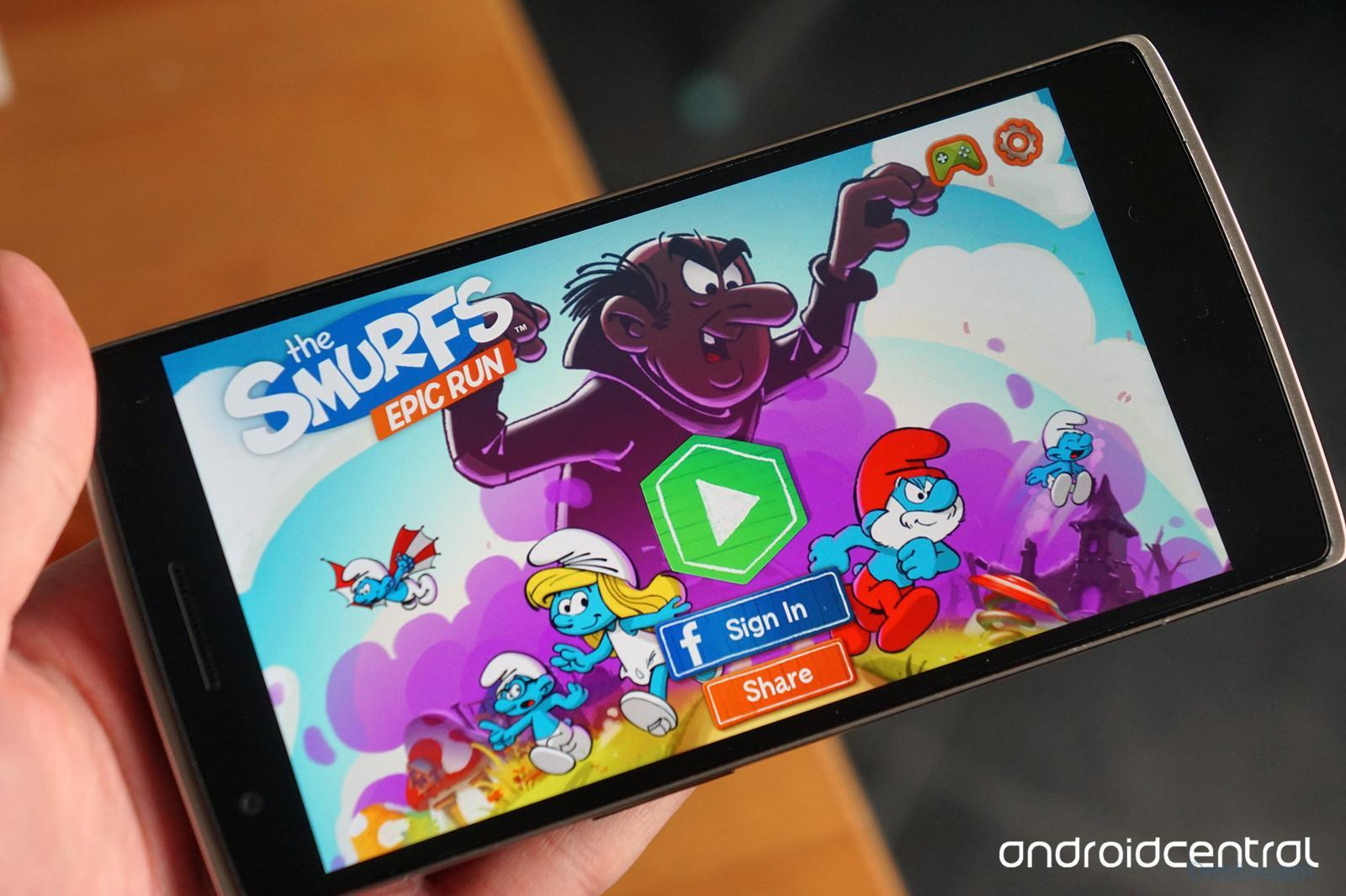 smurfs-epic-run-android-hero