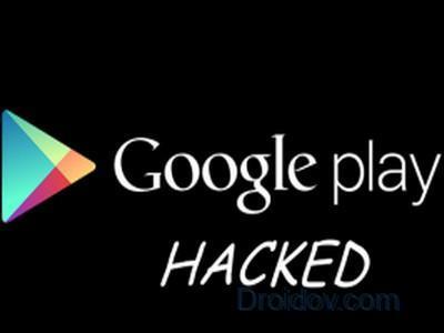 Google Play hack