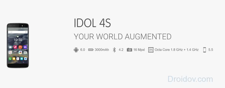 idol 4s