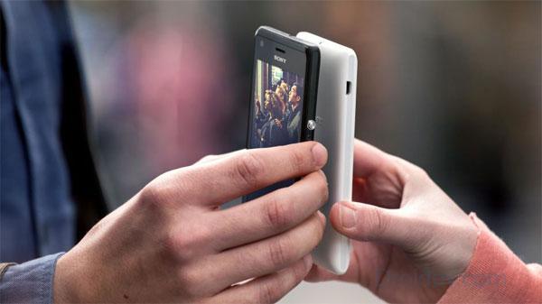 Передача файлов между телефонами с помощью NFC
