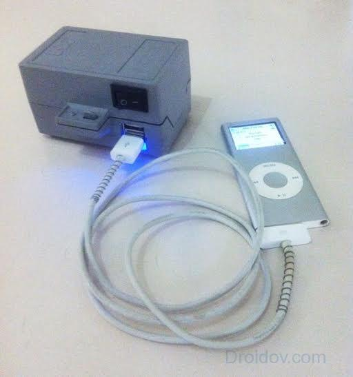 Внешний аккамулятор для iPhone
