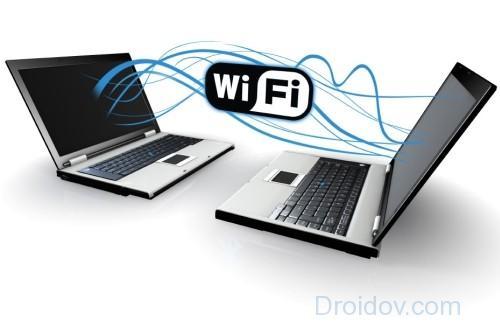 Соединяем два ноутбука через Wi-Fi