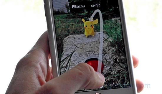 Бросаем покеболы в Pikachu
