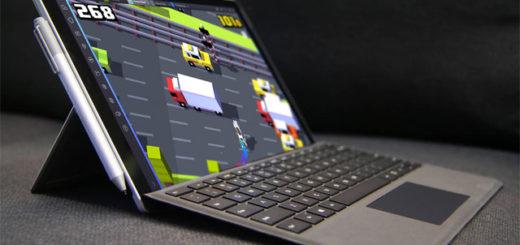 Игра из Плей Маркета на ноутбуке
