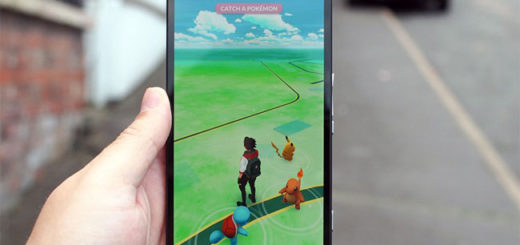 Версия игры Pokemon go для смартфонов Windows Phone