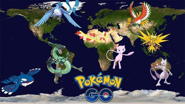 Игра становится популярной во всём мире