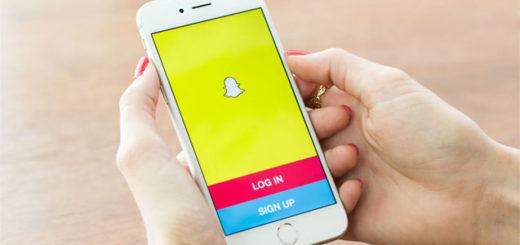 Использование Snapchat