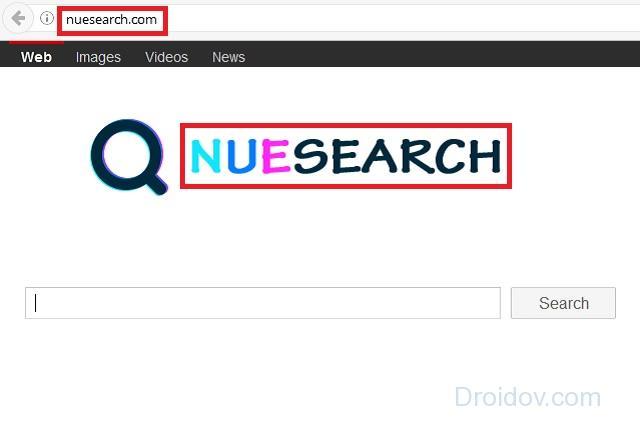 Убираем Nuesearch из браузеров