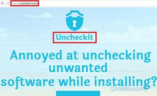 Приложение UNCHECKIT
