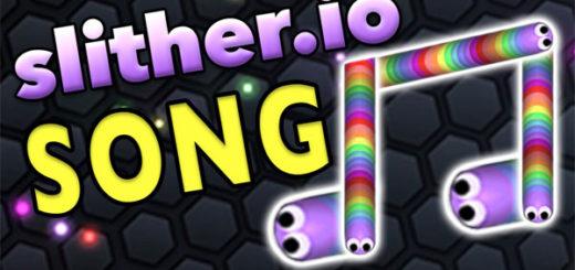 Включение музыки в Slither.io