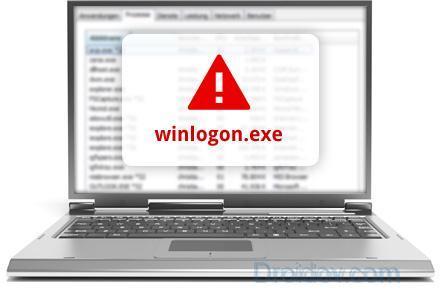 Процесс Winlogon.exe