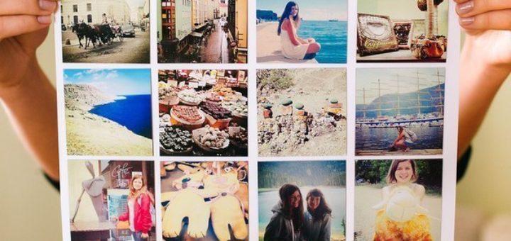 Как сделать много фоток в одной фотке в инстаграм