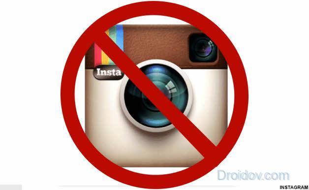 Как удалить свой аккаунт в Инстаграме