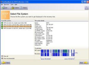 программа для восстановления файлов