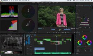 Создаем видео в Adobe Premiere Pro
