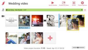 Видео по шаблону онлайн