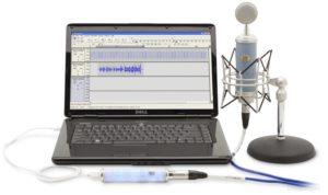 Проверка микрофона