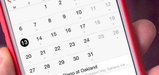 Дата в айфоне