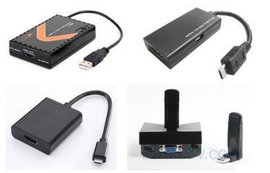Адаптеры для подключения по USB