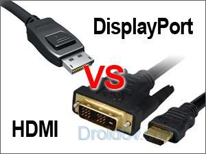 DisplayPort - что это такое? Сравнение стандарта DP с HDMI