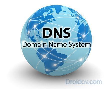 ДНС сервер не отвечает