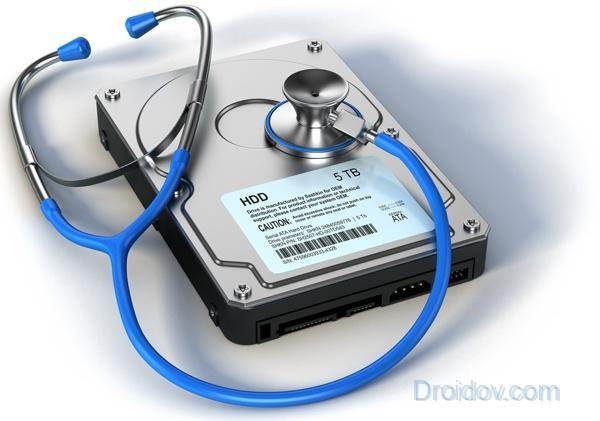 Программы для проверки жестких дисков