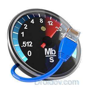 Измеритель скорости интернета