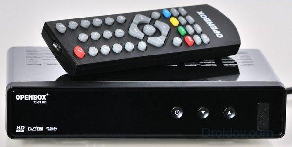 Приставка DVB T2