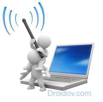 если ноутбук не ловит сеть вайфай