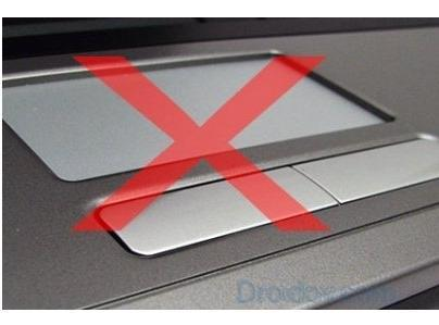 Не работает тачпад ноутбука