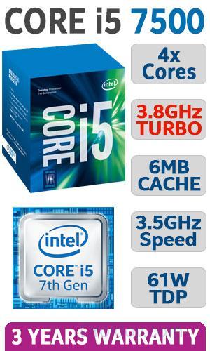 Core i5-7500