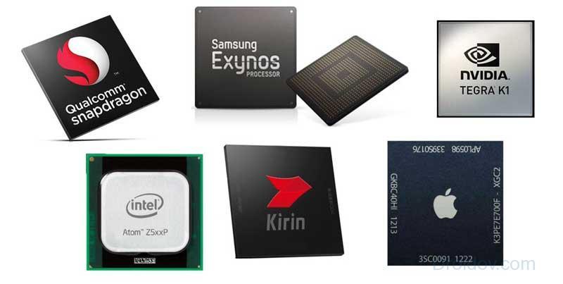 лучшие процессоры для смартфонов