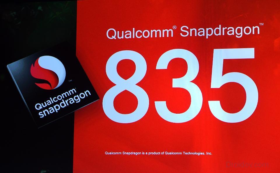 Snapdragon 835 CPU