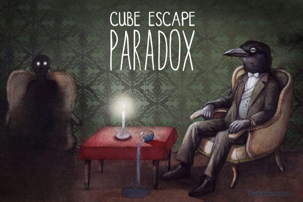 Картинки по запросу Cube Escape: Paradox
