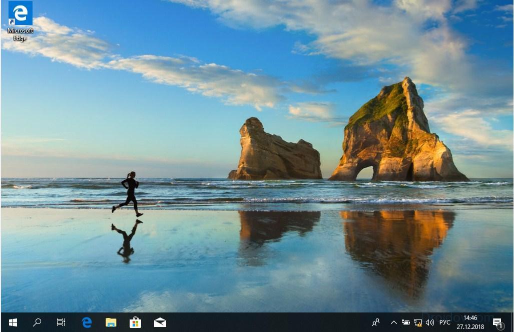 Кусочек экрана в Windows 10