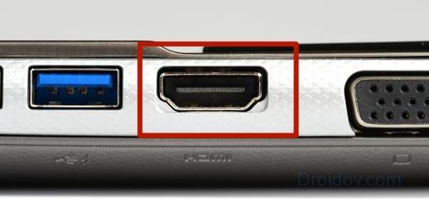 Как подключить ноутбук к телевизору через HDMI - инструкция